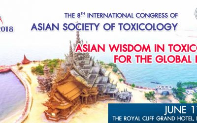 Asian Society of Toxicology ASIATOX 2018