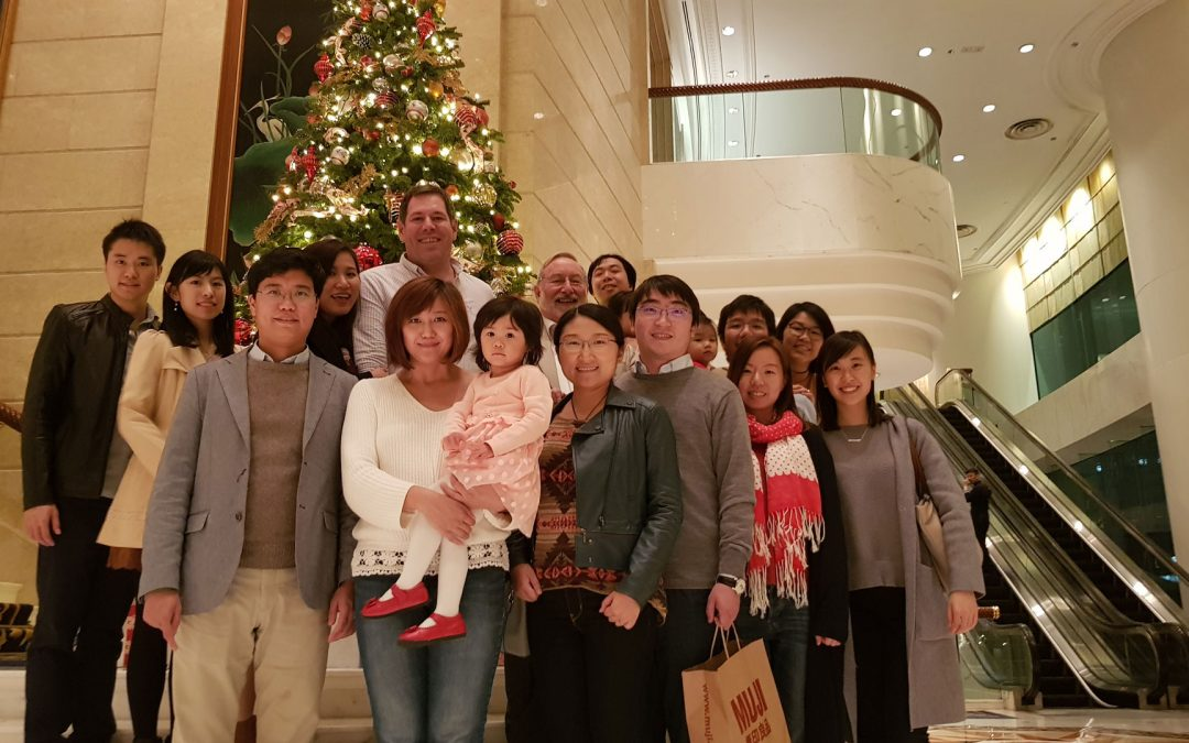 Delphic Hong Kong Christmas Party