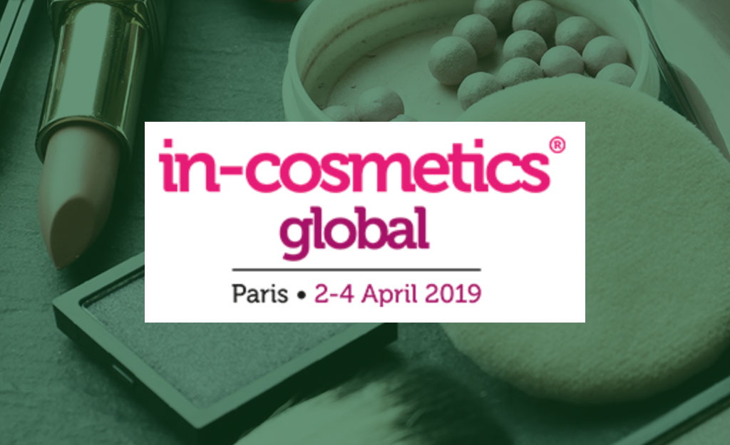 In-cosmetics 2019