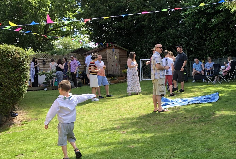 Delphic HSE 2019 Summer Garden Party