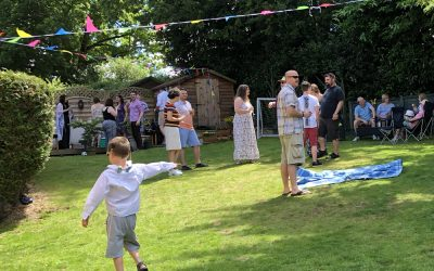 Delphic HSE 2019 Summer Garden Party