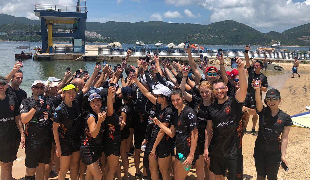 Delphic HSE Unofficial Dragon Boat Race 2020