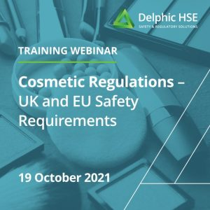 Cosmetic Regulation Training